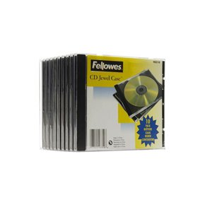 PORTA CD FELLOWES CASE 10