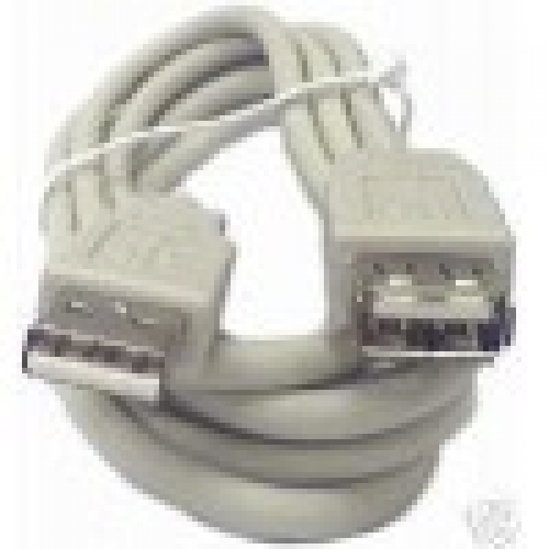 CABLE ALARGUE USB 2.0 1.8 MTS NETMAK