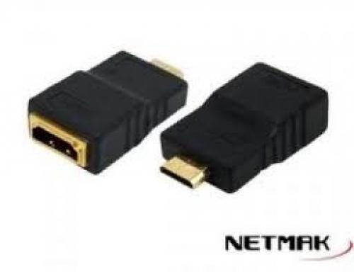 ADAPTADOR HDMI A MINI HDMI   NM-C40