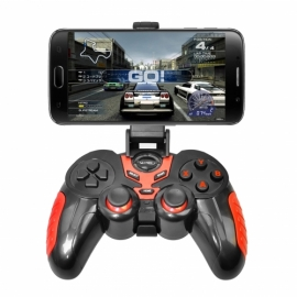 Gamepad Bluetooth Android/ios/pc + Soporte - NM-J7024