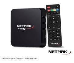 SMART TV BOX 4K 1GB/8GB NM-TVBOX1