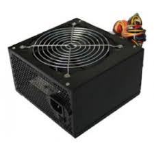 Fuente ATX 550 Cooler 12cm Black Edition ATX550