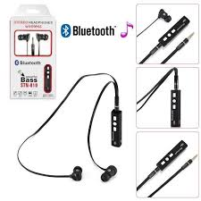 AURICULARES BLUETOOTH BASS STN 810