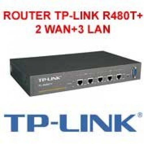 TL-R480T + ROUTER 2W+3L 266 Mhz TP-LINK