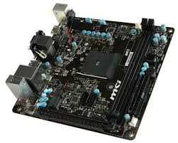 MOTHER MSI AM1 I M-ITX