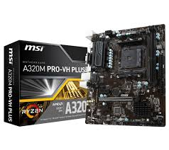 MOTHER MSI A320M PRO-VH PUS AM4