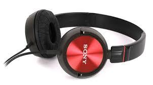 AURICULARES HEADFONES SONY ZX300