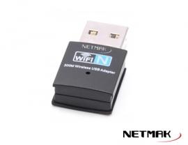 Adaptador Usb WiFi 300 Mbps CS300