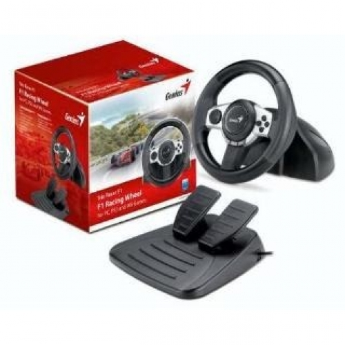 VOLANTE GENIUS TRIO RACER F1 PC/PS3