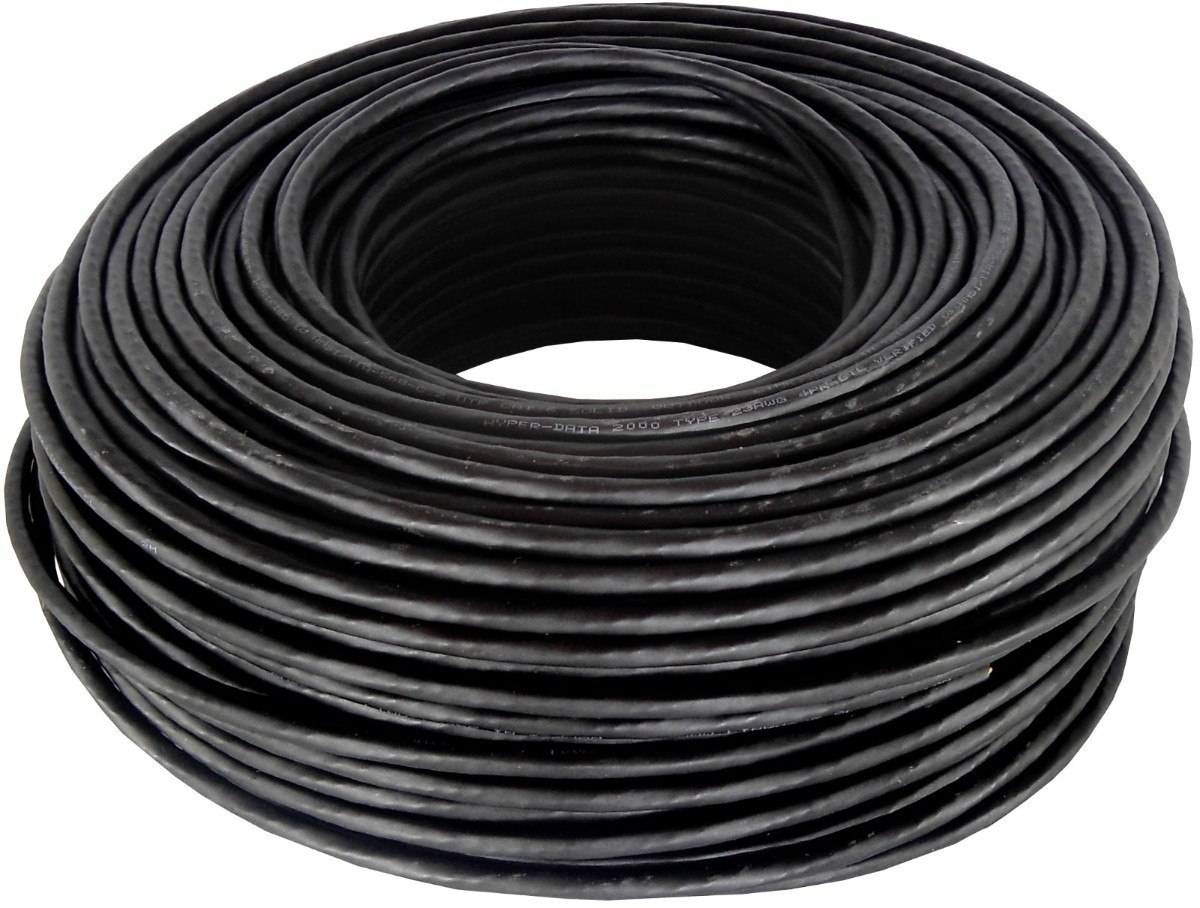 CABLE UTP EXTERIOR 305MTS