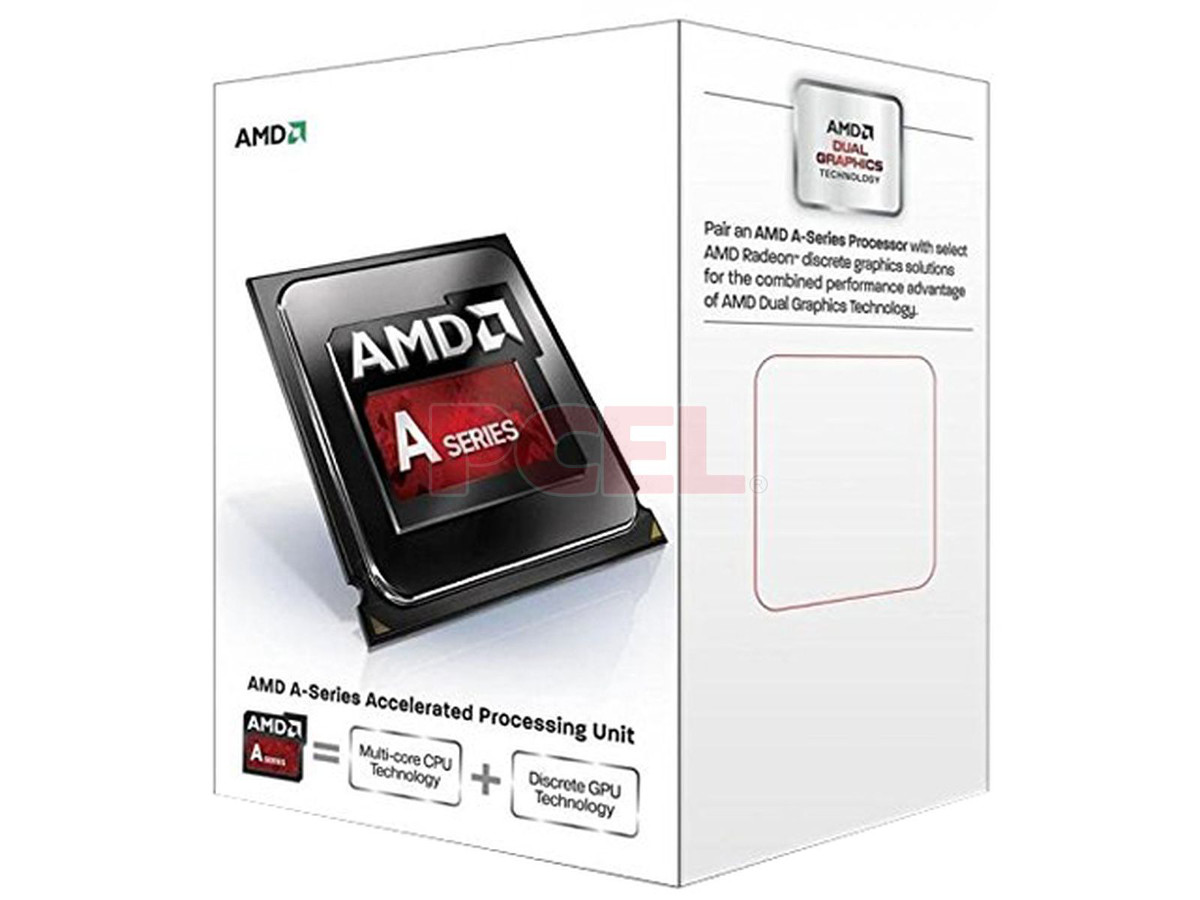 AMD A4-7300 4Ghz 1MB HD 8470D sFM2+