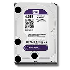 HD 4TB INTELLPOWER PURPLE WD