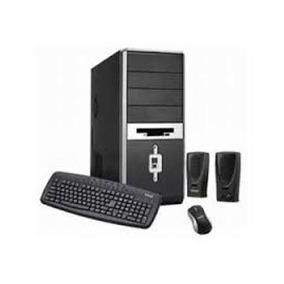 PC S/MONITOR A6  CPU AMD  AM4 9600 8 GB
