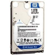 DISCO NOTEBOOK WD 1TB