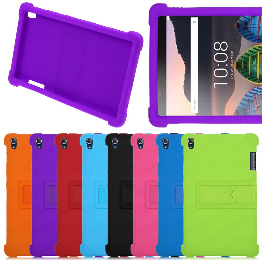 FLIP COVER CON SILICONA TABLET 8