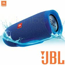 PARLANTE JBL BLUETOOTH CHARGE3 AZUL (SIN CARGADOR)