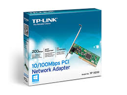 TF-3200 P.Red 10/100 Tp-Link PCI