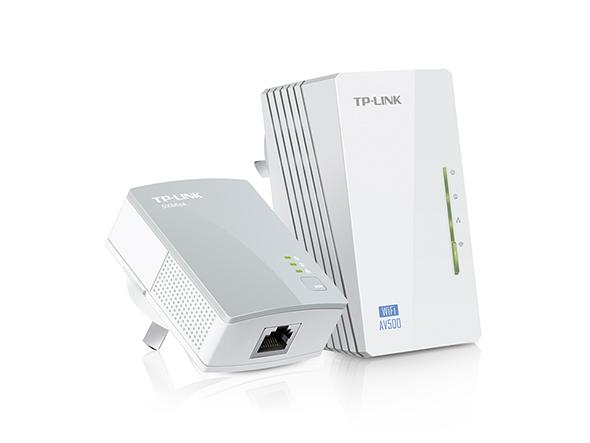 EXTENSOR TL-WPA4220 KIT 300 MBPS POWERLINE EXTENDER