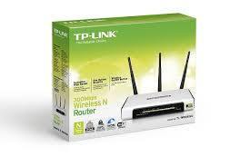 WIRELESS- N ROUTER 4 PORTS  TIP-LINK (TLWR941ND)