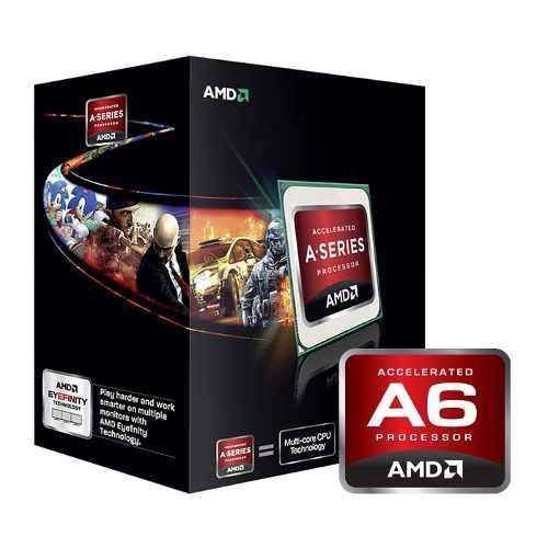 MICRO AMD APU A6 7400K 3.9 GHZ 1MB 65W FM2+
