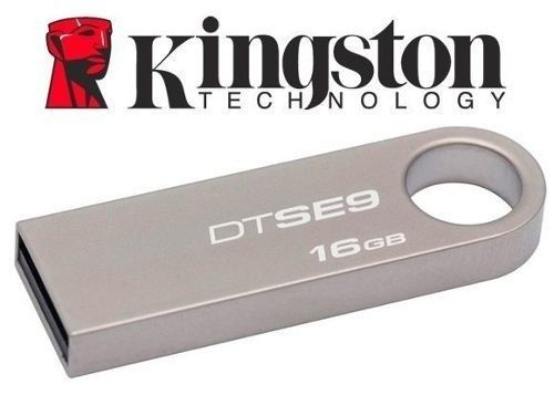 PEN DRIVE KINGSTON 16GB DTSE9H
