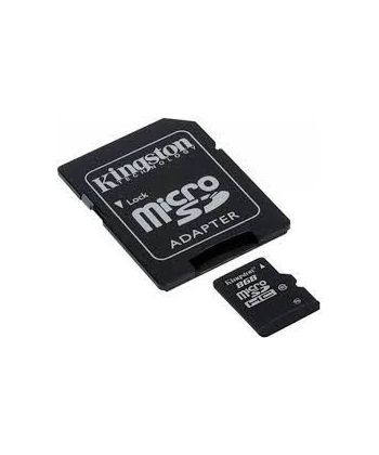 MICRO SD 8GB KINGSTON CLASE 10 G2