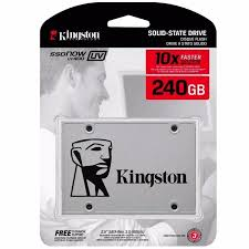 DISCO SSD KINGSTON A400 240GB SATA INTERNO 7MM