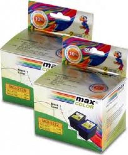 MAX COLOR TINTA HP 45 NEGRO  (DJ 710/815/FAX1220)