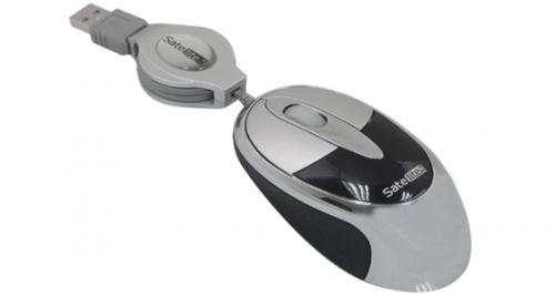 MOUSE MINI STELLITE OPTICO A-11AM USB