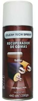 CLEAN TECH SPRAY RESTAURADOR DE GOMAS