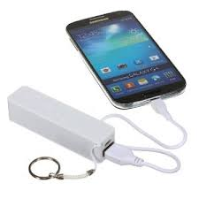 POWER BANK 2600mah  (cargadores celulares y notebook)