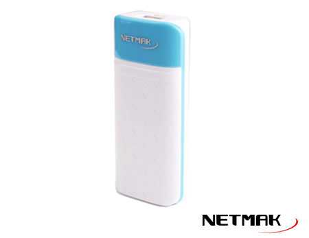 POWER BANK 5200 MAH NM-PB52