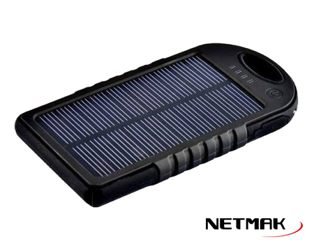 POWER BANK SOLAR 5000 mAh NM-PBSOL