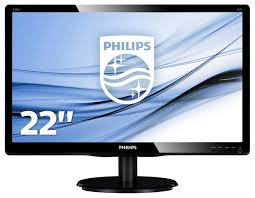 MONITOR 22 PULG PHILIPS VGA HDMI