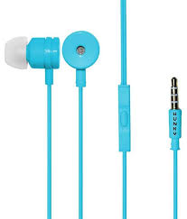 AURICULAR IN-EAR METAL  - HXE002-