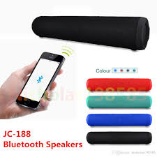PARLANTE PORTABLE BLUETOOTH / RADIO  - JC188